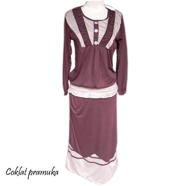 Setelan Kaos Muslimah CODE GKM6980
